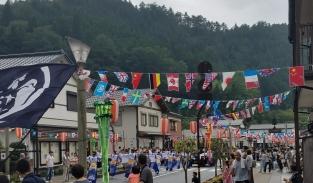 Yusuhara's Yosakoi Festival 1