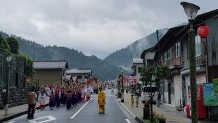 Yusuhara's Yosakoi Festival 2
